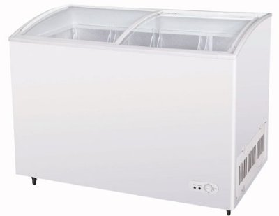 "Turbo Air TSD-60CF 51"" Mobile Ice Cream Freezer w/ 3-Baskets, 115v"