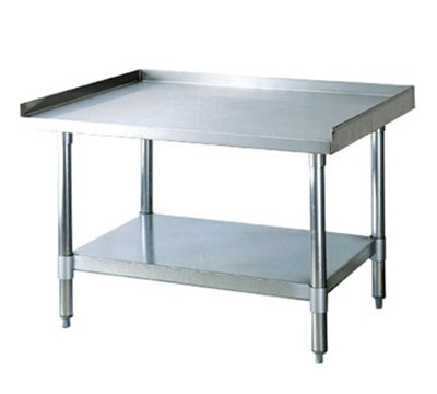 Turbo Air TSE-2860 60-in Equipment Stand, All Stainless Steel, 28-in W
