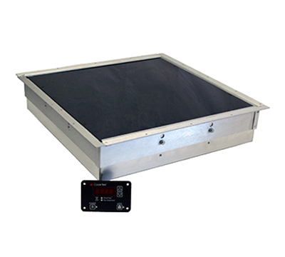 Cook-tek B651-U2 Undercounter Commercial Induction Buffet, 100-120v