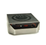 CookTek MC2500 Countertop Commercial Induction Cooktop w/ (1) Burner, 208-240v/1ph