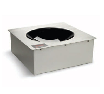 CookTek MWDG2500 Drop-In Commercial Induction Wok Unit, 200-240v/1ph