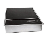 CookTek MCD2500G Drop-In Commercial Induction Cooktop w/ (1) Burner, 200-240v/1ph
