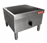 CookTek MSP-7000-200 Floor Model Commercial Induction Stock Pot Unit w/ (1) Burner, 196-220v/3ph