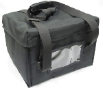 CookTek TCSBAG Small Thermal Delivery Bag w/ Ticket Window, 12 x 12.5 x 7""