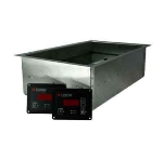 CookTek IHW061-22 2.5-in Deep Rectangular Drop In Hot Food Well, 120 V