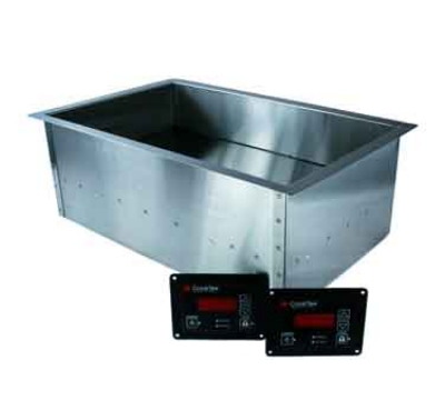 CookTek IHW062-24 4-in Deep Rectangular Drop In Hot Food Well, 200-240/1 V