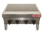 CookTek MC17004-200 Countertop Commercial Induction Range w/ (2) Burners, 196-220v/3ph