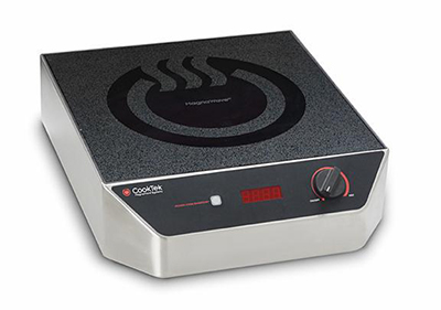 CookTek MC3000G Countertop Commercial Induction Cooktop w/ (1) Burner, 200-240v/1ph