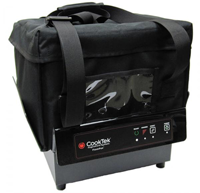 CookTek TCS200 ThermaCube Delivery System - 200-240v/60/1-ph