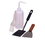 Roundup 213K115 Accessory Kit, Includes Spatula, Scraper, and Brush