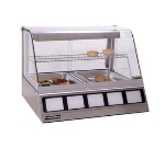 Roundup DCH220 Heated Display Cabinet, Holds 2 Full Size Pans