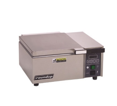"Roundup DFW-250 16.63"" Sandwich Steamer w/ Auto Water Fill, 120v"
