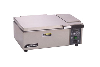 Roundup DFWT-150 Deluxe Steam Food Warmer Restaurant Supply