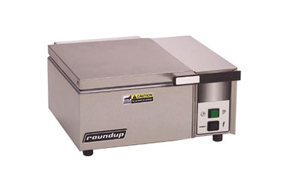 "Roundup DFWT-200 20"" Sandwich Steamer w/ Auto Water Fill, 120v"
