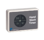 Roundup HWT20 Battery Operated Handwash Timer, 20-Secnds, Mounts to Magnetic Surface