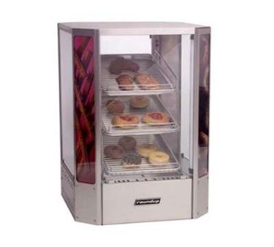 Roundup / AJ Antunes PBD-300 9500310 Vertical Pass-Thru Display Cabinet Temp Range 100-165 F 120 V Restaurant Supply