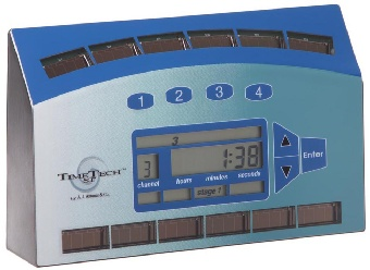 Roundup TTS-4 Solar Timer - 4 Channel