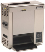 Roundup VCT2000 Vertical Toaster with 10 Second Cycle
