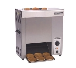 Roundup VCT-25_9200620 Vertical Contact Toaster w/ 2800-Slices/Hr, Stainless, 120v