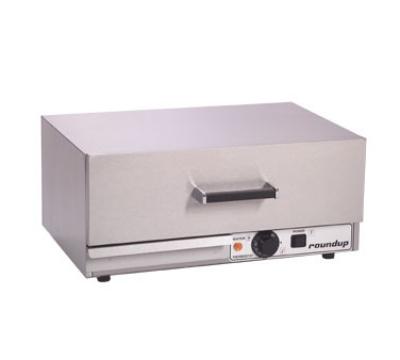 Roundup WD-21A9400140 Hot Dog Bun Warmer Drawer, Holds 40-50 Hot Dog Buns, 120 V
