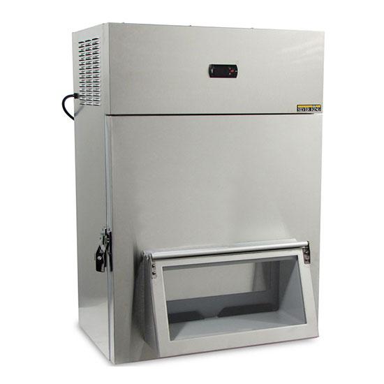 Silver King SK2SB/C17 Lettuce Crisper/Dispenser w/ (50) Head Capacity - Stainless, 115v