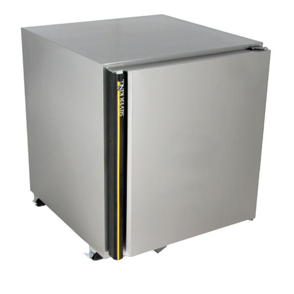 Silver King SKEF27-SD-1-BK1 6.5-cu ft Undercounter Freezer w/ (1) Section & (1) Door, 115v