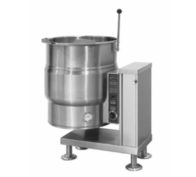 Accutemp ACEC-20T 2403 Countertop Tilt Kettle w/ Handle & 20-gal Capacity, Stainless, 240/3 V