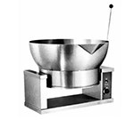 Accutemp ACECTRS-16 2401 Tilting Skillet w/ Round Pan & 16-gal Capacity, Thermostatic, 240/1 V