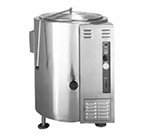 Accutemp ACGL-80E NG Stationary Kettle w/ 80-gal Capacity, Stainless, NG