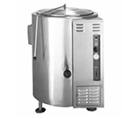 Accutemp ACGL-60E NG Stationary Kettle w/ 60-gal Capacity, Stainless, NG