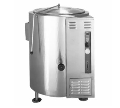 Accutemp ACGL-30E NG Stationary Kettle w/ 30-gal Capacity, Stainless, NG