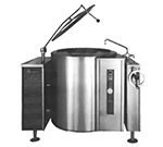 Accutemp ACGLT-30 NG Twin Console Tilting Kettle w/ 30-gal Capacity, Manual Tilt, Stainless, NG