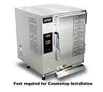 Accutemp E62083D170 Boilerless Convection Steamer w/ 6-Pan Capacity, Countertop, 17kw, 208/3 V