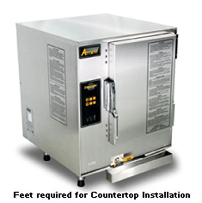 Accutemp E62401E060 Boilerless Convection Steamer, Counter, Water Connection Required, 6kw, 240/1 V