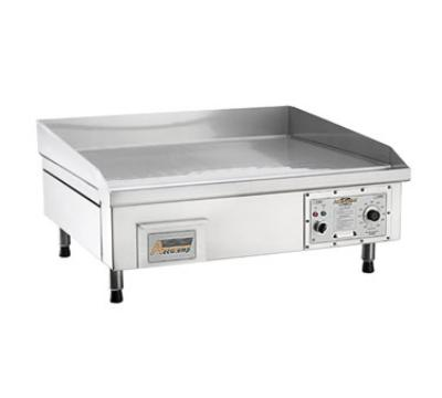Accutemp EGF2403B48 48-in Table Top Griddle w/ Solid State Thermostat, 24-in D, 240/3