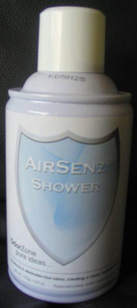 Control Zone F013 AirSenz Fragrances, 6 oz, Covers 6000 cu.ft. -  Shower