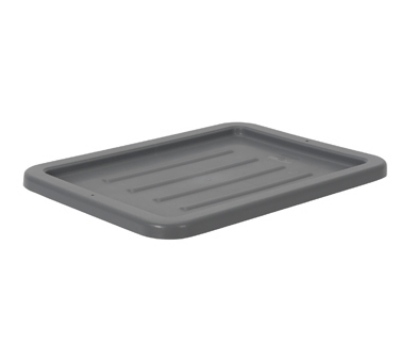 Continental Commercial 1530GY Bus Box Lid For 1525WH & 1525WH-BP, Grey