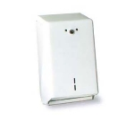 Continental 401SD Toilet Tissue Dispenser Cabinet For Single Or Double-Fold Sheets