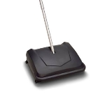 Continental 5325 Rotor-Type Sweeper w/ ABS Construction, Black