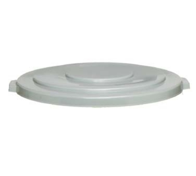 Continental 5501 Huskee Lid for Round Container Model #5500, Grey
