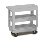 Continental Commercial 5801GY Center Shelf For Model 5800 Cart, 200-lb Capacity, Grey