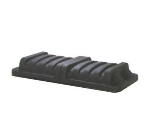 Continental Commercial 5843 BK Tilt Truck Cover For 5/8-Cubic Yard Trucks, Black