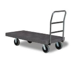 Continental 5885 Heavy Duty Mobile Platform Truck w/ 30 x 60-in Platform, 2200-lbs