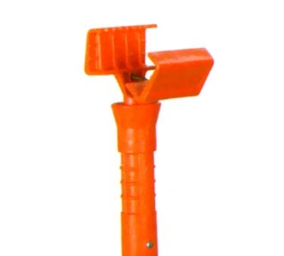 Continental Commercial 600 Jaws Mop Stick, 54.5 x 1.1