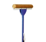 Continental Commercial 6012 Combo Sponge Mop, 55.81 x .93, Steel Handle, Blue