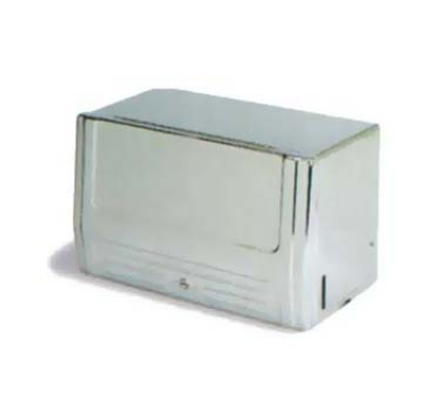 Continental Commercial 630C Wall-Mounted Paper Towel Dispenser For Single-Fold Towels, Chrome