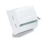 Continental Commercial 675 Wall-Mounted Paper Towel Dispenser, Holds 600-ft x 8-in Towel Roll
