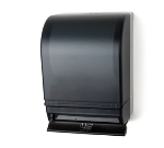 Continental 676 Paper Towel Dispenser, 10.5 x 15.75 x 8.75-in, Beige & Smoke