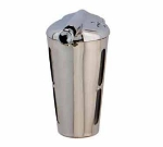 Continental 711 Wall-Mounted Liquid Soap Dispenser, 12-oz, Chrome w/ Plastic Globe