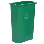 Continental Commercial 8322-2 23-Gallon Recycle